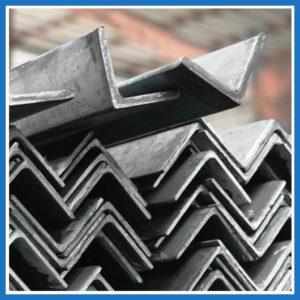 Уголок стальной - Металлобаза М-Металл