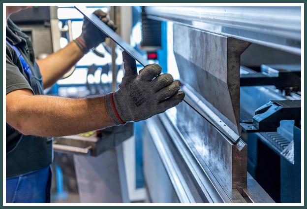 Гибка листового металла - от компании М-Металл