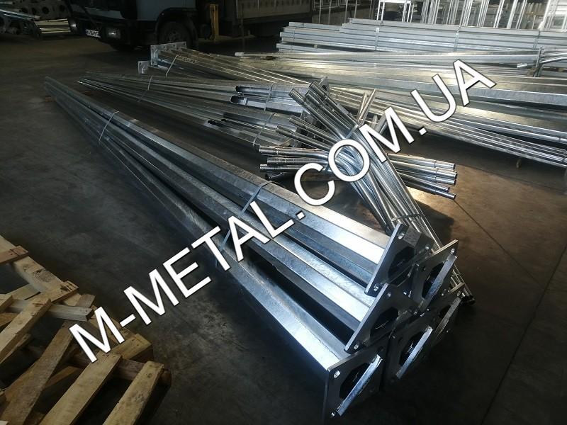 металлоконструкция трубосталь столб